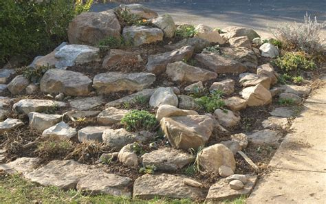 rock garden how to the dirt laying the foundation for a rock garden how to