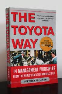 The Toyota Way The Toyota Way Chapter One Using Operational Excellence
