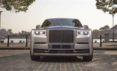Rolls Royce Phantom Viii Debuts In Australia