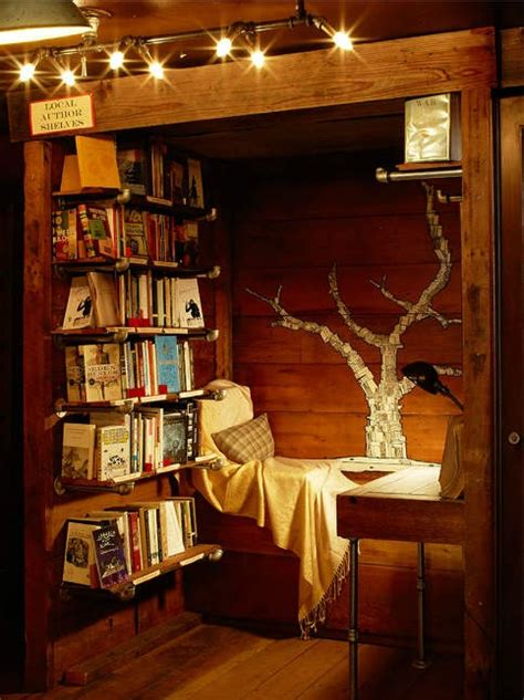 The On The Shelf Book Read by A Shelf Of Heaven Reading Nook Inspiration