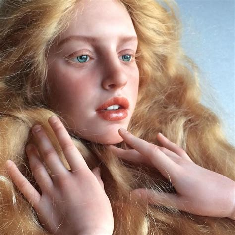 doll artists russian artist creates insanely realistic dolls that look