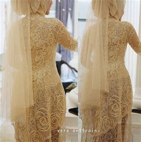 jual kebaya modern muslim 2016 pengantin wisuda pesta model dress kebaya muslim modern terbaru kebaya muslim