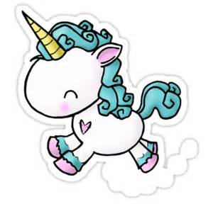 Mario Stickers For Walls quot prancing unicorn quot stickers by bianca loran redbubble