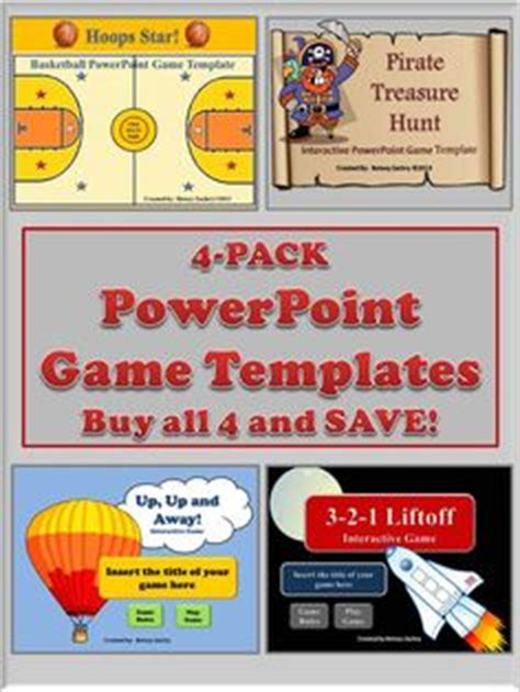 1000 images about powerpoint game templates on pinterest