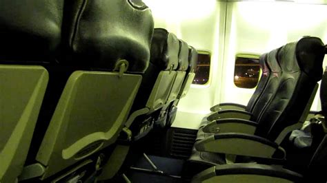 Thomson 757 Cabin by Boeing 757 200 Inside