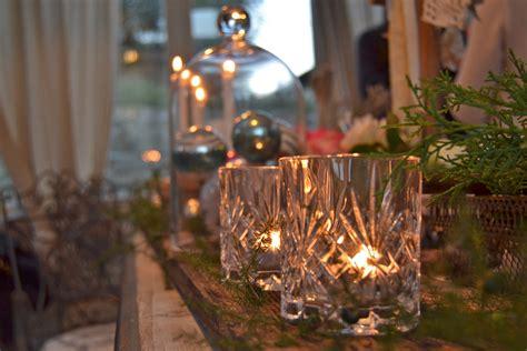 composizione natalizia con candele juls kitchen forchettinagiramondo