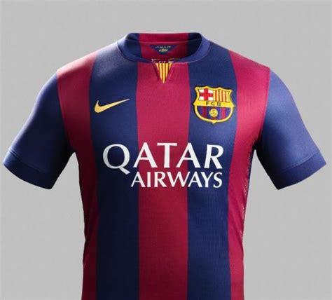 Jersey Original Adidas Bmunchen Home 20142015 new barcelona home kit 14 15 nike fcb home jersey 2014