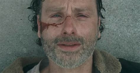 is andrew lincoln leaving walking dead walking dead fans your disappointment is andrew