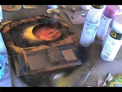 spray painting tutorial spray paint tutorial cave walls and trees