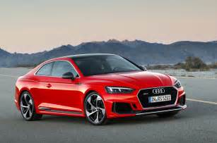 Audi Rs5 Cabriolet New Audi Rs5 Coup 233 To Go On Sale In June Autocar