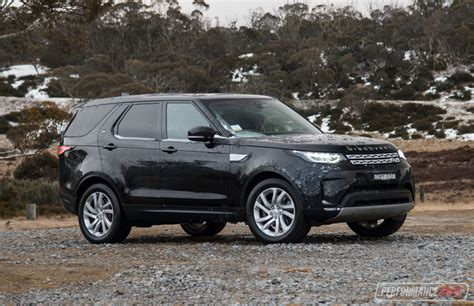 discovery land rover 2017 black 2017 land rover discovery sd4 hse review video