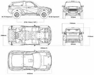 the blueprints blueprints gt cars gt land rover gt land