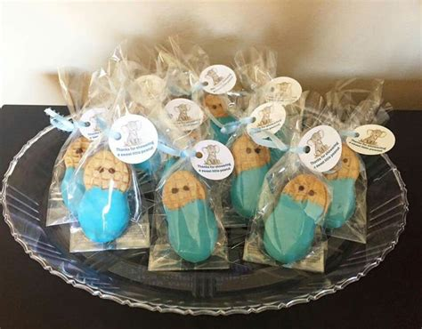 Baby Shower Favors Food by Peanut Nutter Butter Baby Shower Favors Elephant