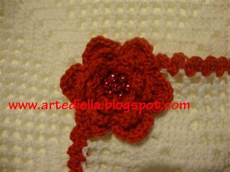 fiore uncinetto spiegazioni le fragole di stoffa schema fiore uncinetto