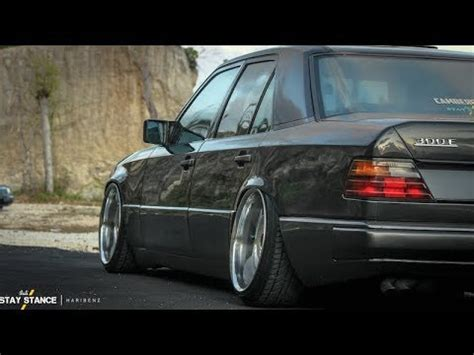 Mercedes For 75gr Deostic tuning mercedes w124 stance works