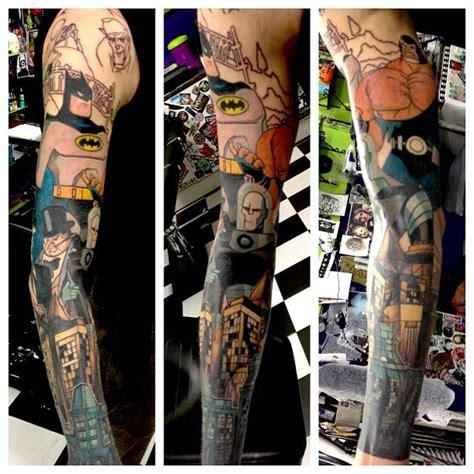 batman tattoo bad photo by oddhouse batman tattoo tattoo ideas