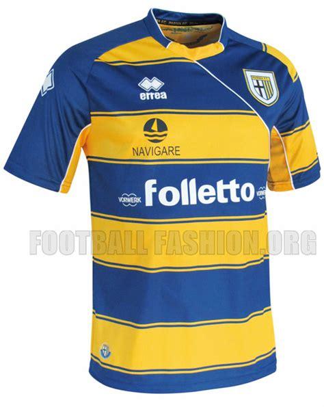 Kaos Parma 1 by Jersey Baru Parma Musim 2012 13 Bola Net