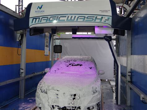 magic wash 360 automatic touch free car wash
