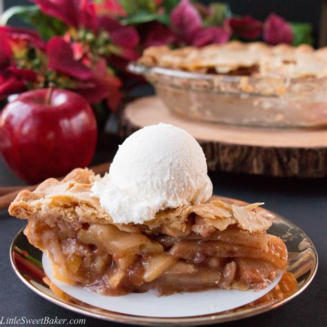 apple pie resep easy homemade apple pie video little sweet baker