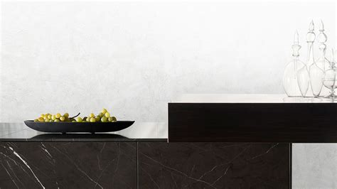 cucina freestanding cucina freestanding in pietra e rame con monolite