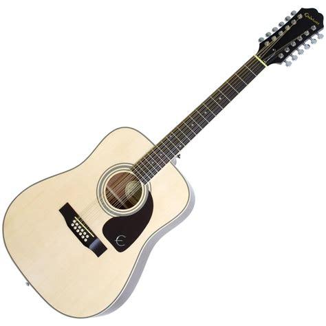 Acoustic Guitar Strings epiphone dr 212 12 string acoustic guitar