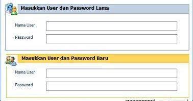 aplikasi resetter epson 1390 tutorial cara membuat form ganti password blog pns