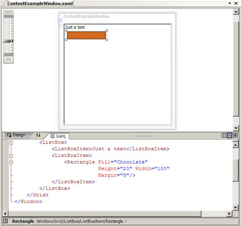 xaml layout tutorial wpf tutorial controls and layout