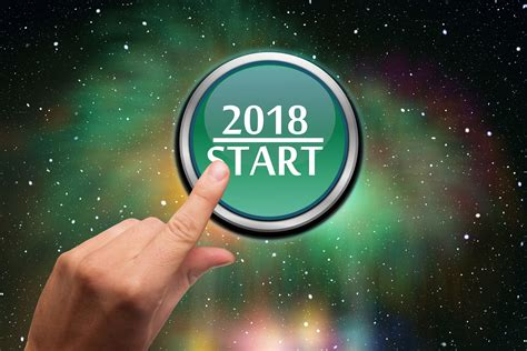 start of new year 2017 2018 wallpapers starting button hd wallpapers top