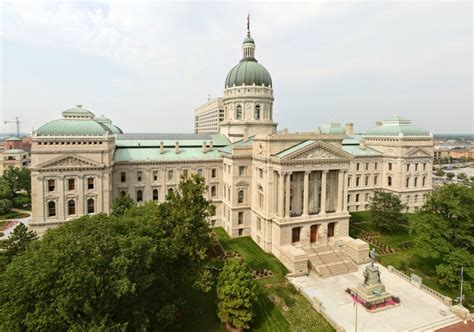 indiana state house indiana usa tourist destinations