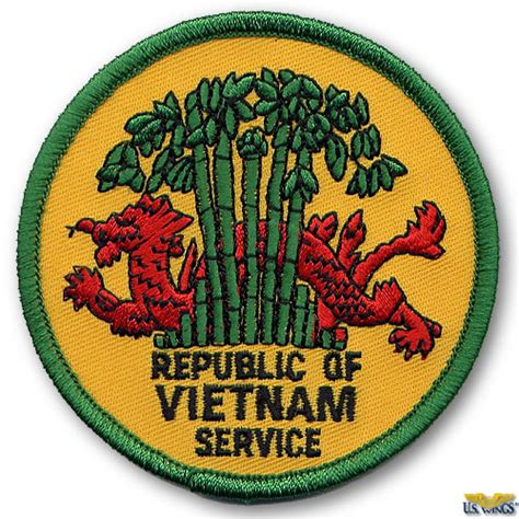 service patches republic of service patch