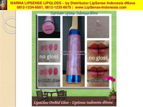 Lipgloss Warna 0812 1234 6675 warna lipsense lipgloss distributor lip