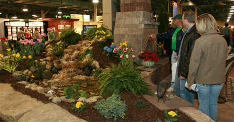 is near and so is the home and garden show