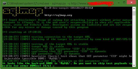 tutorial deface menggunakan sqlmap tutorial deface dengan sqlmap lengkap gambar 3xploi7