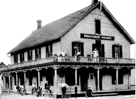 The Dominion House by Dominion House Tavern History