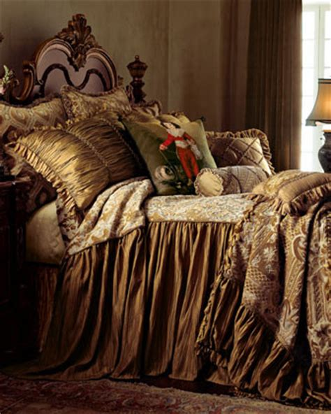 traditional bedding velvet couture savannah bed linens savanna skirted