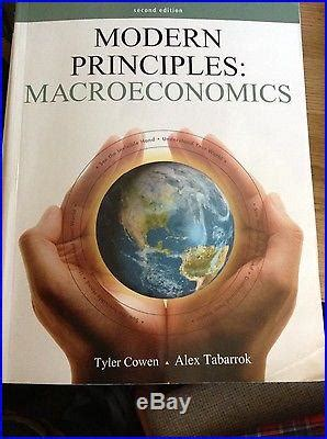 modern principles macroeconomics books combo of 3 economic books modern principles
