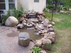 cool small back yard water falls interior decorating las vegas