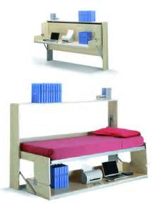 Folding Bed Designs 11 Space Saving Fold Beds For Small Spaces Furniture Design Ideas