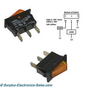 120vac rocker switch wiring rocker free printable wiring diagrams