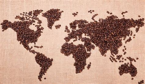 Coffee World top coffee producing countries worldatlas