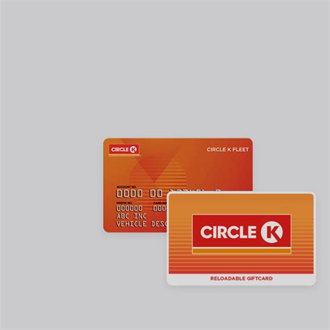 Circle K Gift Card - fleet gift cards circle k convenience store