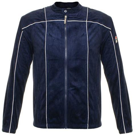 Jaket Hoodie Zipper Sweater Fila fila legends terrinda peacoat jacket