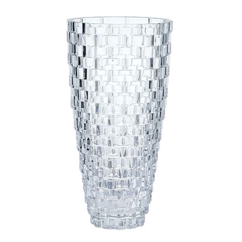 Antique Crystal Vase Buy Palazzo Crystal Glass Vase Online At Mikasa Com