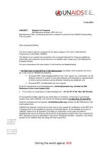 Cover Letter Sle Un Bid Cover Letter 28 Images Best Photos Of Service