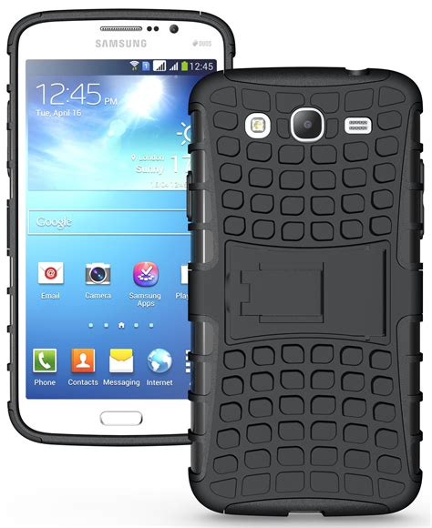 Hardcase Kayu Samsung Mega 5 8 new grenade rugged tpu skin cover stand for