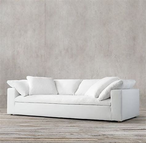 restoration hardware cloud sectional 17 best ideas about restoration hardware sofa on pinterest