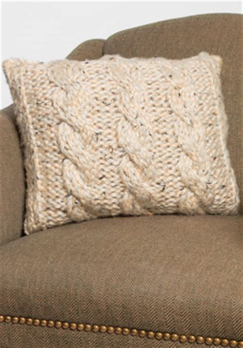 free chunky cushion cover knitting pattern cable knit pillow cover patterns a knitting