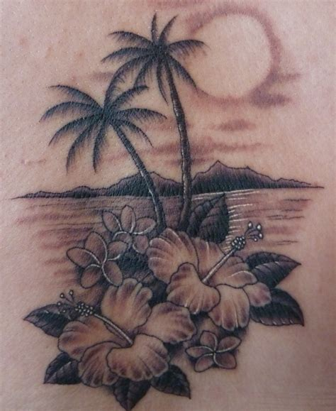tropical beach tattoo designs my name is purl october 2012