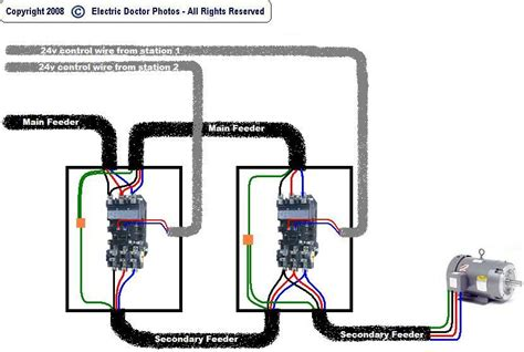 need wiring diagram 24v contactor get free image about