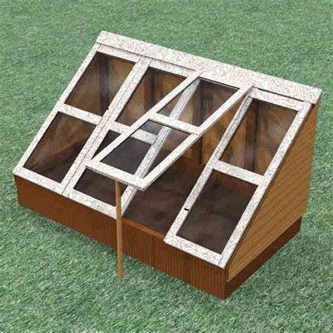 Building A Frame by How To Build A Cold Frame Farm And Garden Grit